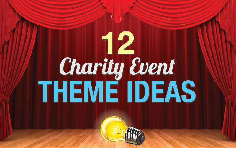 12 Charity Event Theme Ideas Matched with Travel Packages [Part 1 ...