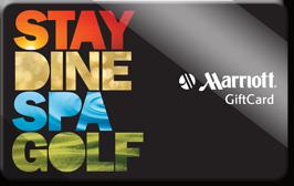 marriott giftcard
