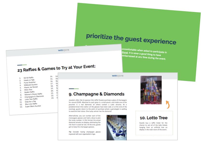 Download 23 raffles & games ideas