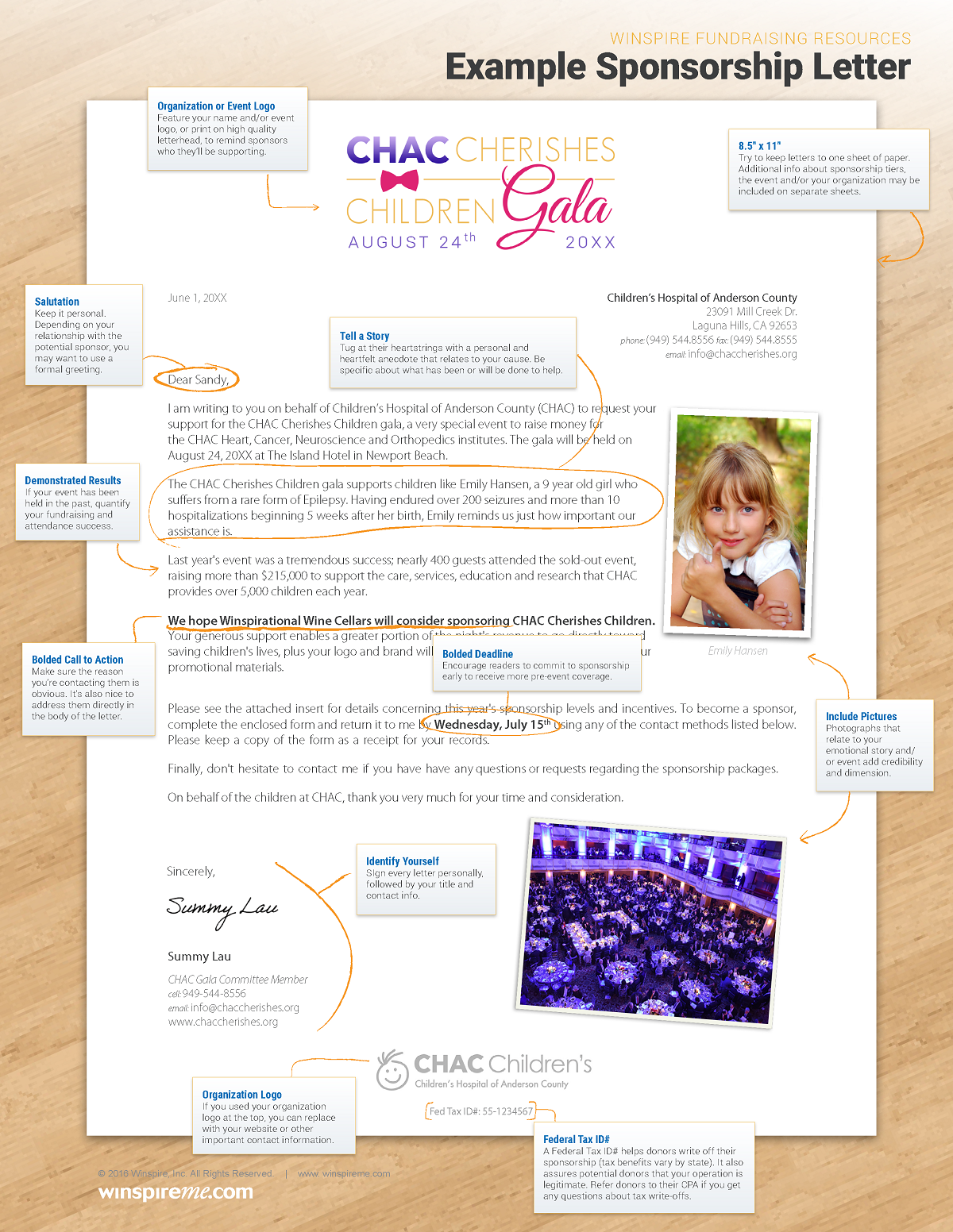 10 easy steps to effective sponsorship request letters free kit diagram sneak peek circle with pictureg spiritdancerdesigns Image collections